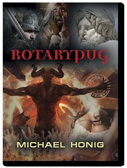 RotaryPug by Michael Honig